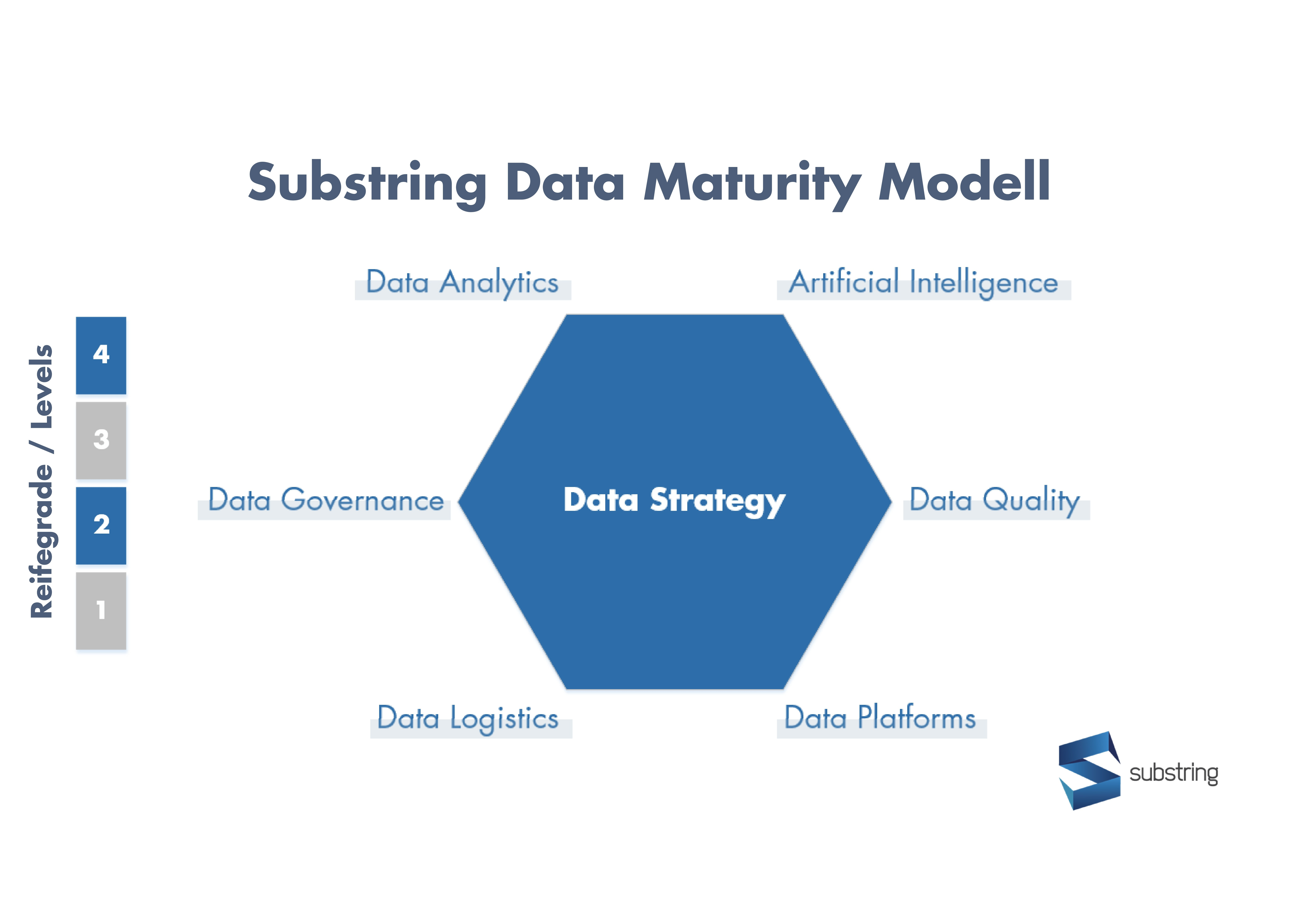 Substring Data Maturity Modell